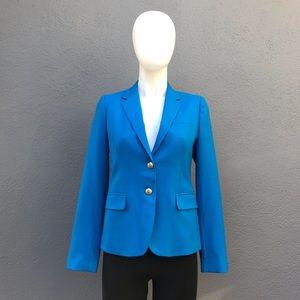 J Crew Blue Blazer Size 4